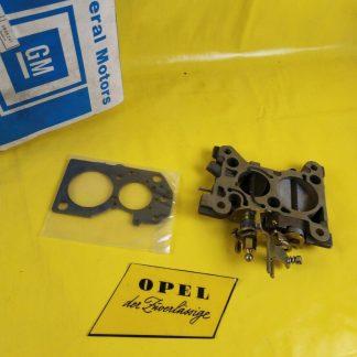 NEU + ORIG GM Opel Ascona B Manta B Vergaserdeckel Drosselklappe 2,0 N 2,0 S