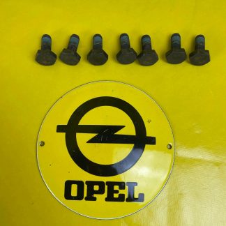 NEU + ORIGINAL Opel Vivaro A Movano A Satz Schrauben Schwungrad an Kurbelwelle