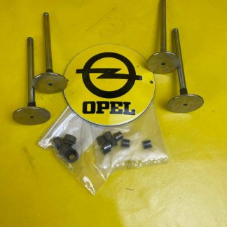 NEU + ORIGINAL GM/ Opel Movano A 2,8 Turbodiesel Satz Einlassventil Ventile Set