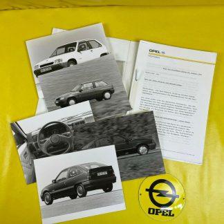 ORIGINAL OPEL Modelle 1990, Corsa A, Kadett E, Vectra A,Calibra, Omega A