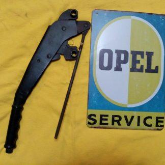 NEU + ORIGINAL Opel Kadett B Coupe F Rallye Bremse Hebel Handbremshebelgriff