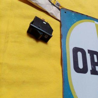 NEU + ORIGINAL Opel Monza Senator A Schalter Nebelschlussleuchte