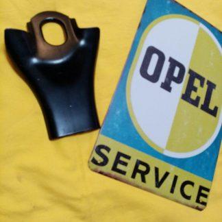NEU + ORIGINAL Opel Manta Ascona B Abschleppöse Blech hinten