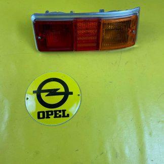 NEU + ORIGINAL Opel Kadett B 1. Serie Rücklicht Heckleuchte Chrom