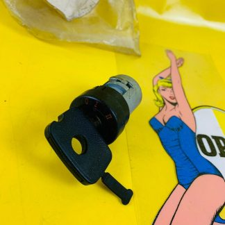 NEU + ORIG Opel Ascona B Manta B Schließzylinder Zündschloss inkl. Schlüssel NOS