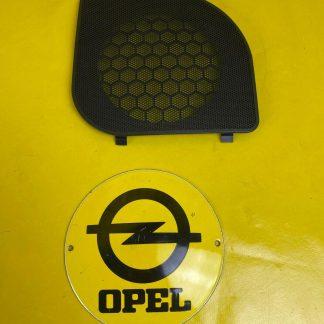NEU + ORIGINAL GM/ Opel Zafira A Lautsprecher Gitter Abdeckung Tür hinten rechts