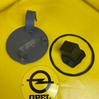 NEU + ORIGINAL GM/ Opel Zafira B Tankklappe mit Schanier Tankdeckel Klappe