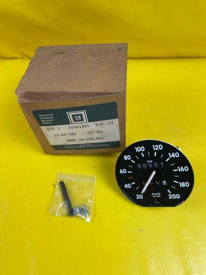 NEU + ORIGINAL Opel Corsa A Tacho Tachometer Instrument