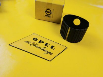 NEU + ORIGINAL Opel Kadett C Automatik Wahlhebel Abdeckung Staubschutz