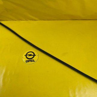 NEU + ORIGINAL Opel Corsa B Zierleiste Heckscheibe oben schwarz