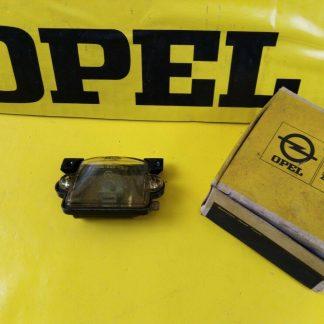 NEU + ORIG Opel Diplomat B Beleuchtung Nummernschild V8 5,4 Einbausatz