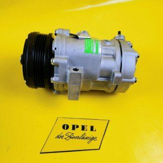 NEU Opel Astra F G Corsa C Combo C Meriva A Erstausrüster Valeo Klima Kompressor