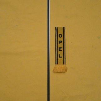 NEU + ORIGINAL OPEL Ascona A 4-türig Zierleiste für Tür hinten rechts / links