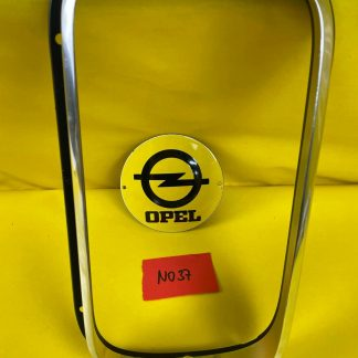 NEU + ORIGINAL Opel Commodore A 2500 GS Scheinwerfer Chrom Zierrahmen Rahmen