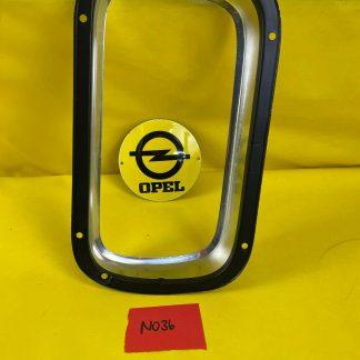 Neu + Original Opel Rekord B C Scheinwerfer Chrom Zierrahmen Neu