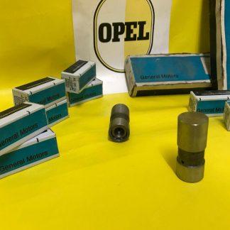 NEU + ORIGINAL OPEL Diplomat A / B 4,6 + 5,4 V8 SATZ Hydrostössel = 16 Stück NOS