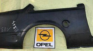 NEU ORIGINAL Opel Corsa A TR Seitenteil Seitenwand hinten rechts Reparatur Blech