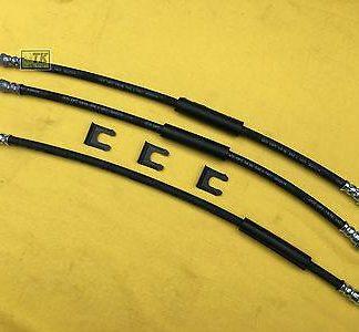NEU XXL Satz Bremsschläuche incl. Haltespangen für Opel Blitz 1,9to 2,5 + 1,9 L