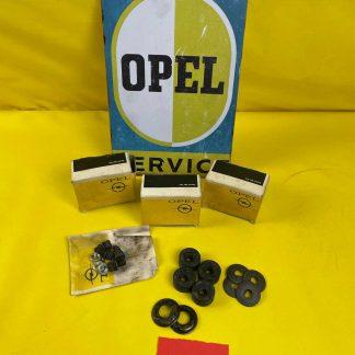 Neu + Original Opel Kapitän P2,5 + PL2,6 P1 P2 Stoßdämpfer Neuteil