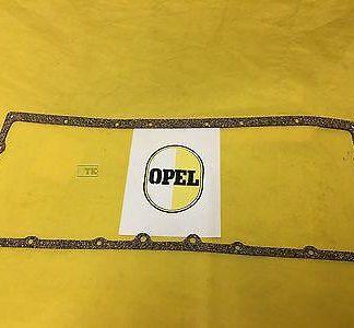 NEU Dichtung Seitendeckel Opel Kapitän Bj 1939 + '47-'57 / Blitz 1,5 + 1,7 tonne
