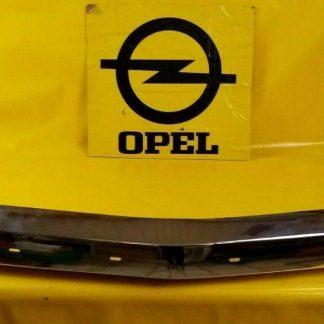 NEU + ORIGINAL Opel Monza Senator A Stoßstange Chrom vorne Bumper Stoßfänger