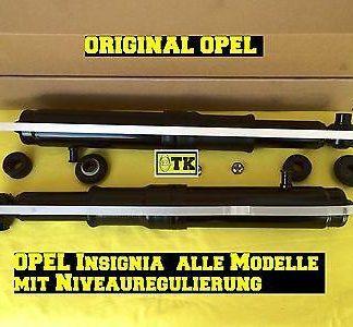 ORIGINAL OPEL Stoßdämpfer Niveauregulierung Insignia Sports Tourer OPC Flex Ride