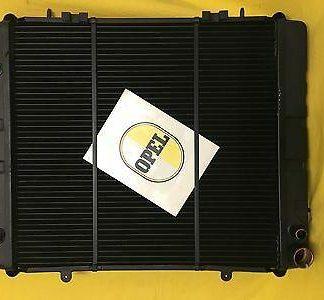 NEU Opel Kühler Commodore C Monza A Senator A 2,5 E 3,0 E Automatik Wasserkühler