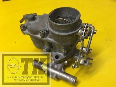 Vergaser Opel Rekord B C 1,5 1,7 Solex 35 PDSI CiH Neuteil auch für KADETT B!