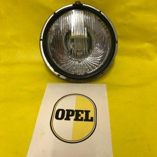 NEU + ORIGINAL OPEL Bilux Scheinwerfer passend für alle Rekord A Modelle vorne