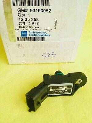 ORIGINAL OPEL Sensor Saugrohrdruck Meriva A 1,3 CDTi Y13DT / Z13DT / Z13DTJ NEU
