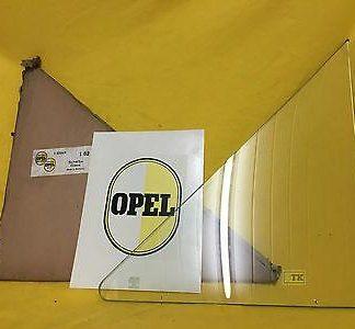 NEU ORIG Opel Kapitän Admiral Diplomat A Ausstellfenster Drehfenster Scheibe re