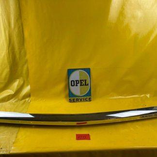 NEU + ORIGINAL Opel Manta B Stoßstange Chrom Stoßfänger vorne