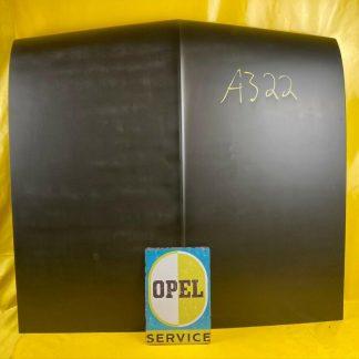 NEU + ORGINAL Opel Kadett A / N Motorhaube