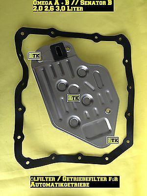 OPEL Ölfilter Getriebefilter 20SE 30NE C20NE C30NE C26NE C30SE 2,0 2,6 3,0 Dicht