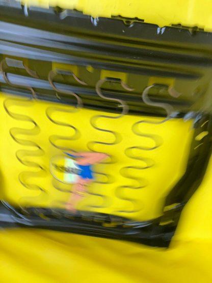 NEU + ORIGINAL Opel Corsa B Sitzrahmen Fahrer Beifahrer Polster Auflage Sitz