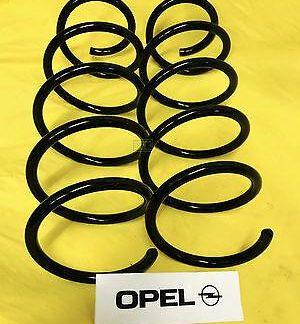 SATZ Federn VA Opel Corsa D 1,0 m 60PS | 1,2 m 70/78/80PS | 1,4 m 87/90/100 PS