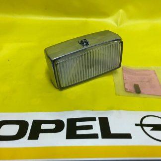 NEU + ORIGINAL Opel Rekord D Commodore B Coupe GSE Nebelscheinwerfer Chrom
