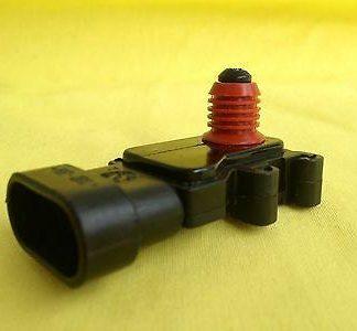 OPEL Monterey 3,5 V6 Unterdrucksensor Sensor Ladedruck 6Ve1 #6238120 #1235046
