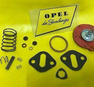 NEU Rep Satz Benzin Pumpe Opel Blitz 1954 2,5 Liter Reparatursatz Benzinpumpe