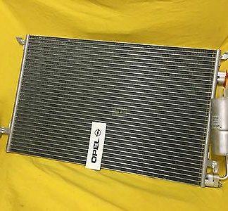 NEU ORIG Opel Kondensator Klimaanlage +Behälter Vectra C Signum 2,0 Z20NET 175PS
