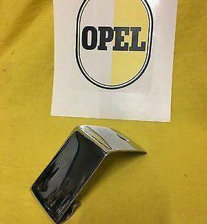 NEU + ORIG Opel Kapitän '57 1957 Chromverbinder mitte Stoßstange vorne 2,5 Liter