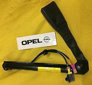 NEU + ORIGINAL OPEL Vectra C Signum Gurtschloss vorne links Sicherheitsgurt
