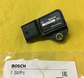 NEU BOSCH Opel Astra H Meriva Corsa C 1,7 DIESEL Sensor Saugrohrdruck Ladedruck