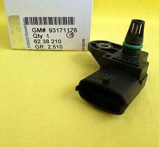 ORIGINAL OPEL Sensor Saugrohrdruck Ladedruck Corsa D 1,3 CDTi Z13DTH Bosch NEU