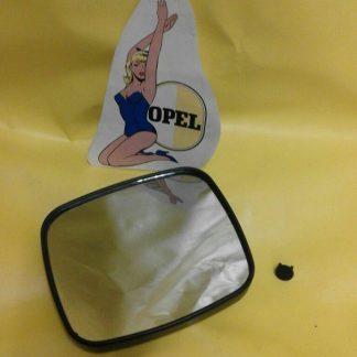 NEU + ORIGINAL Opel Spiegel Spiegelkopf Rückspiegel Combo auf Corsa B Basis