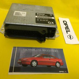 NEU + ORIGINAL OPEL Motorsteuergerät Vectra A Calibra C20XE 20XE Steuergerät GX