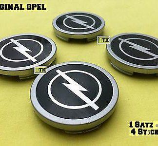 ORIG Opel Nabenkappen Satz Calibra Vectra A für Alufelge 6Jx15 Radkappen Felge