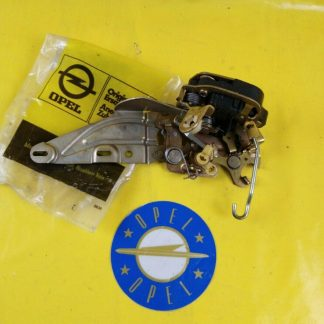 NEU + ORIG Opel Omega A Senator B Schloss Tür hinten rechts Türschloss