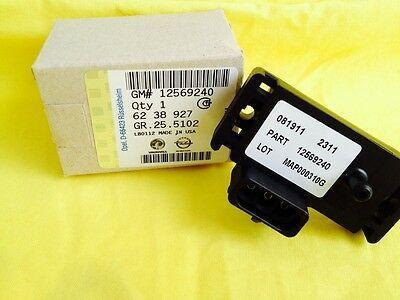 ORIGINAL OPEL Sensor Saugrohrdruck Ladedruck Ascona C 1,6i auch CC 86 88 NEU