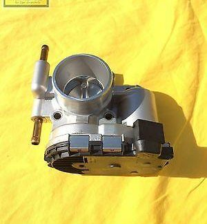 Neu + Orig BOSCH Drosselklappe Opel Astra G H Corsa D C Zafira A 1,0 1,2 1,4 L